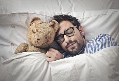 Anleger kann beruhigt schlafen