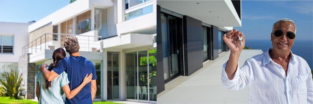 Immobilie kaufen und vermieten