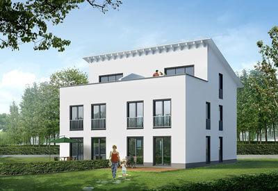 Renditeimmobilie: Villa als Anlageobjekt