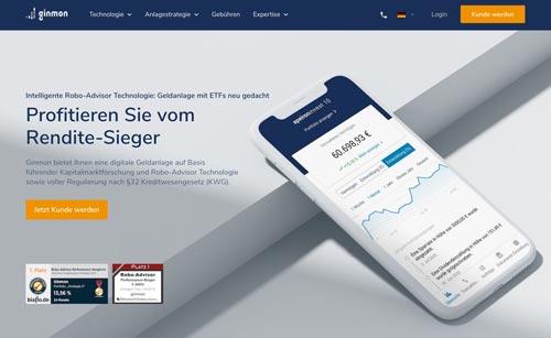 Startseite ginmon.de