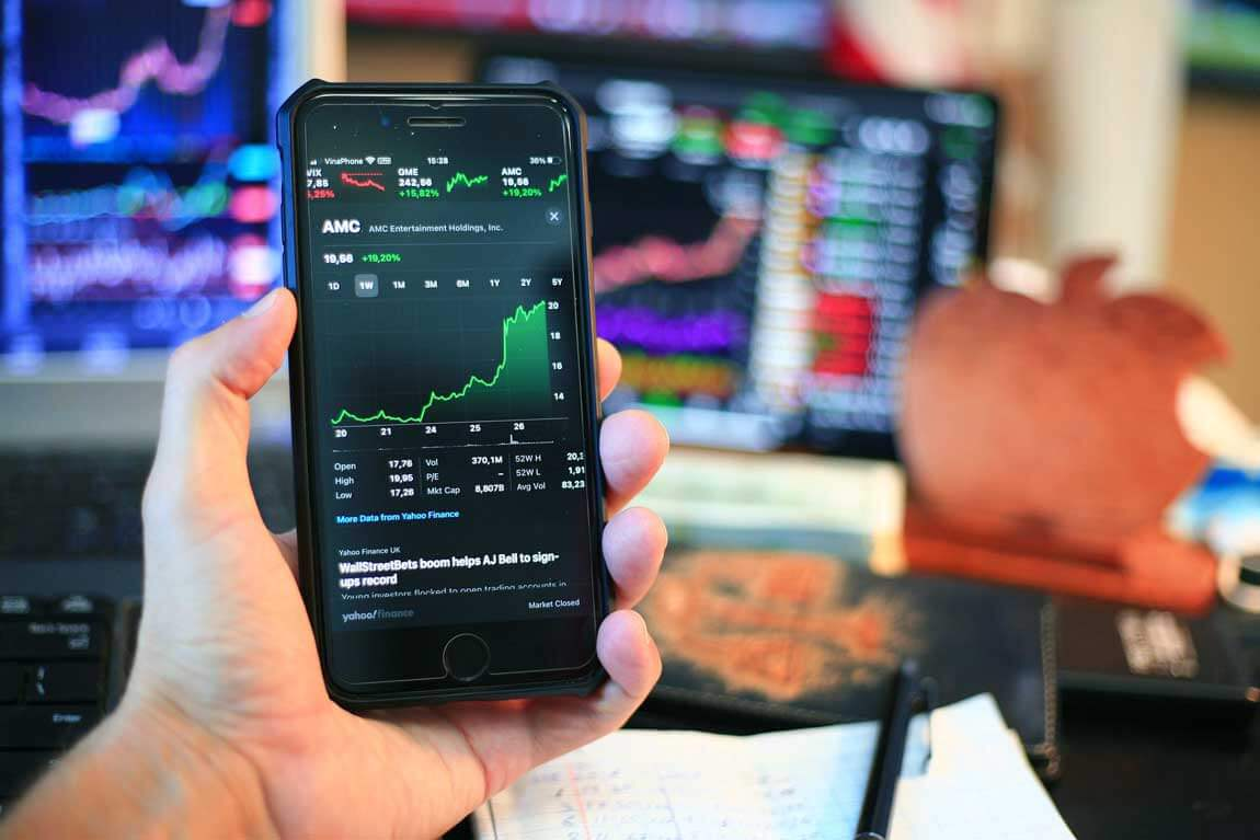 Traden per Handy beim Online-Broker Trade Republic